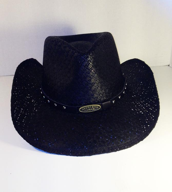 Official BBQ Pit Boys Premium Cowboy Hat 17a16984692
