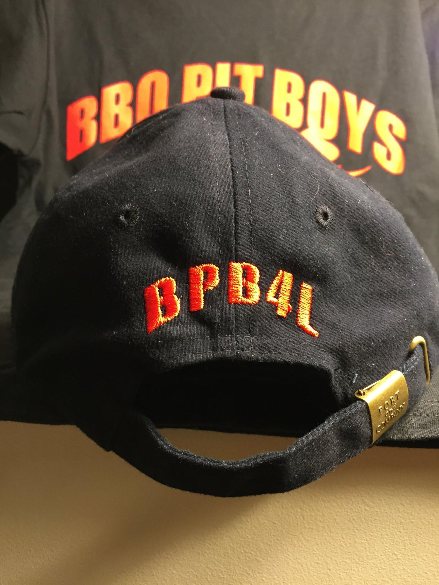 BBQ Pit Boys BPB4L Embroidered Hat
