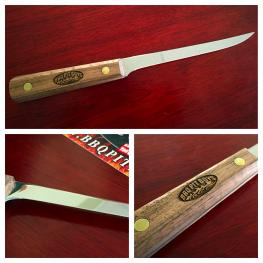 BBQ Pit Boys Old Hickory Filet Knife