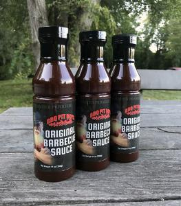 BBQ Pit Boys Original Barbecue Sauce