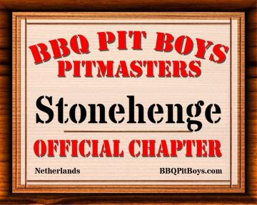 Printed Chapter or Pitmaster Certificate