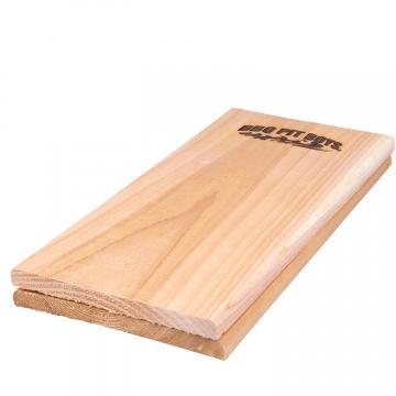 BBQ Pit Boys Premium Western Cedar Grilling Planks 2-Pack