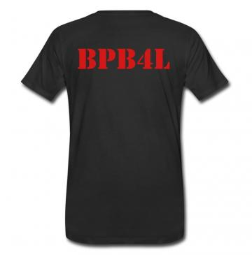T-Shirt with BPB4L on Back
