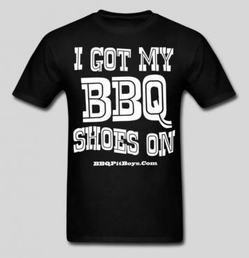 BBQ Shoes T-Shirt
