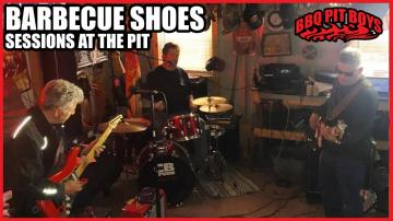 The 2 Official Songs: BBQ Pit Boys Theme BARBECUE SHOES and Tribute Song AT THE PIT
