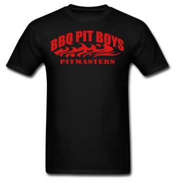 BBQ Pit Boys Classic T-shirt